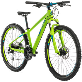 Cube Acid 260 Disc Unge, green/blue